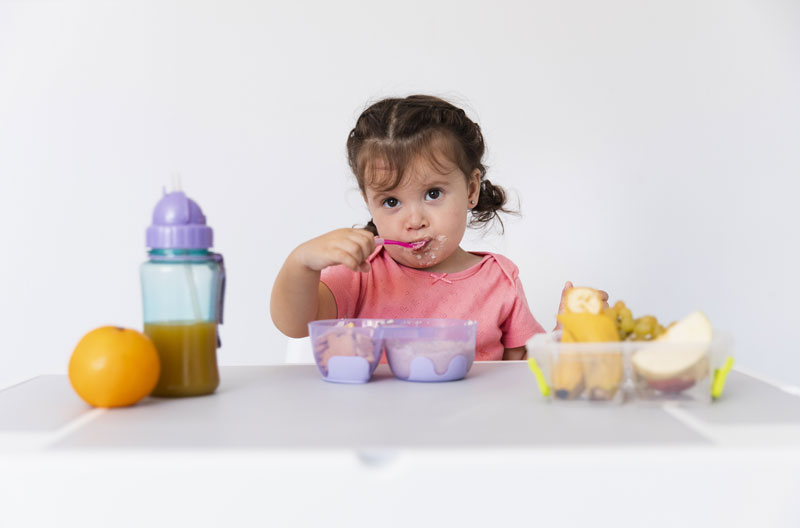 Image atelier 2 : diversification alimentaire