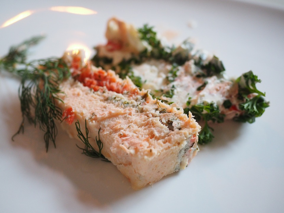 Terrine de poisson